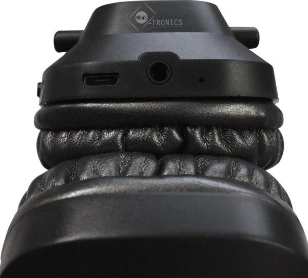 Connexion d'un casque audio