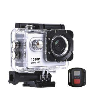 Caméra sport avec télécommande