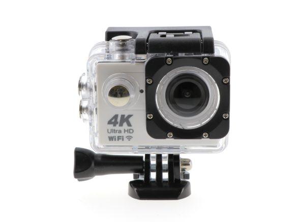 Caméra sport 4K avec boitier